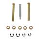 1ADMX00136-Dodge Door Hinge Pin & Bushing Kit (3 Pins  5 Bushings  & 4 Clips) Front