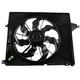 1ARFA00501-Hyundai Santa Fe Kia Sorento Radiator Cooling Fan Assembly