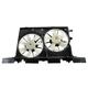 1ARFA00505-2011-16 Scion tC Radiator Dual Cooling Fan Assembly