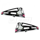 1AWRK00963-1998-01 BMW 740i 740iL 750iL Window Regulator Pair