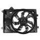 1ARFA00526-2012-16 Chevy Sonic Radiator Cooling Fan Assembly
