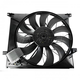 1ARFA00520-2002-03 Mercedes Benz ML55 AMG Radiator Cooling Fan Assembly