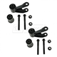 1ABMK00018-Leaf Spring Shackle Repair Kit Pair Rear
