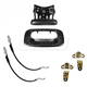 1ABMK00041-Tailgate Repair Kit Black