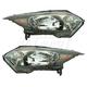1ALHP01255-2016-17 Honda HR-V Headlight Pair