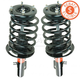 MNSSP01074-2008-09 Ford Taurus Mercury Sable Strut & Spring Assembly Pair  Monroe Quick-Strut 172531  172530