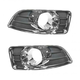 1ABMK00061-Chevy Malibu Malibu Maxx Fog Light Bezel Pair