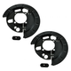 1ABMK00056-Brake Backing Plate (Two Piece Unit - Split Type) Rear