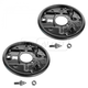 1ABMK00073-Brake Backing Plate Rear Pair