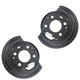 1ABMK00072-Brake Backing Plate Rear Pair