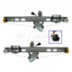 1AWRK00816-Mercedes Benz Window Regulator Rear Pair