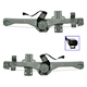1AWRK00801-Window Regulator Front Pair