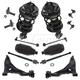 1ASFK05228-Steering & Suspension Kit