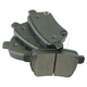 1ABPS02448-2014-17 Fiat 500 Brake Pads