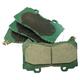 1ABPS02449-2015-17 Chevy Colorado GMC Canyon Brake Pads