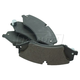 1ABPS02457-Land Rover Brake Pads