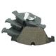 1ABPS02459-BMW Brake Pads