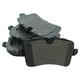 1ABPS02465-Mazda CX-3 CX-5 Brake Pads