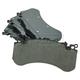 1ABPS02463-Audi Brake Pads