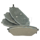 1ABPS02438-2007-12 Hyundai Veracruz Brake Pads