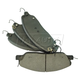 1ABPS02442-Ford Mustang Brake Pads