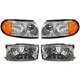 1ALHT00242-1996-98 Mercury Villager Nissan Quest Lighting Kit