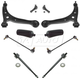 1ASFK05236-1999-01 Honda Odyssey Steering & Suspension Kit