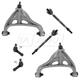 1ASFK05240-Steering & Suspension Kit