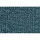 ZAICF00281-1978-80 Ford Fiesta Passenger Area Carpet 7766-Blue