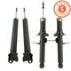 KYSSP00340-Infiniti G25 G35 G37 Shock & Strut Kit