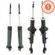 KYSSP00334-Infiniti G35 Nissan 350Z Shock & Strut Kit  KYB Excel-G 341367  341366  344455