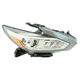 1ALHL02544-2016-17 Nissan Altima Headlight