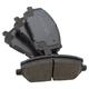 1ABPS02477-Toyota Highlander Brake Pads