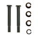 1ADMX00163-1998-04 Nissan Frontier Door Hinge Pin & Bushing Kit (2 Pins & 4 Bushings)  Dorman 38477