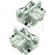 RABCS00017-Brake Caliper Pair  Raybestos Opti-Cal FRC11711N  FRC11712N