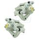 RABCS00018-Brake Caliper Pair  Raybestos Opti-Cal FRC11852N  FRC11851N