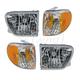 1ALHT00246-1998-01 Mercury Mountaineer Lighting Kit