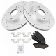 1APBS01085-Ford Fiesta Brake Kit