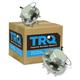 1ASHS01137-Ram Wheel Bearing & Hub Assembly Pair