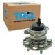 1ASHR00350-2008-13 Toyota Highlander Wheel Bearing & Hub Assembly