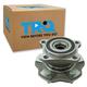 1ASHR00352-Wheel Bearing & Hub Assembly