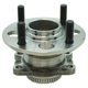 1ASHR00351-2012-16 Hyundai Accent Kia Rio Wheel Bearing & Hub Assembly
