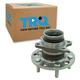 1ASHR00353-Wheel Bearing & Hub Assembly