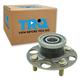 1ASHR00348-2000-06 Honda Insight Wheel Bearing & Hub Assembly