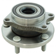 1ASHF00540-Subaru B9 Tribeca Tribeca Wheel Bearing & Hub Assembly