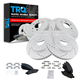 1APBS01088-Nissan Pathfinder Brake Kit