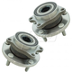 1ASHS01140-Subaru B9 Tribeca Tribeca Wheel Bearing & Hub Assembly Pair