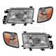 1ALHT00247-1999-00 Subaru Forester Lighting Kit