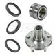 1ASHS01142-Subaru Wheel Bearing & Hub Kit