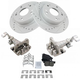 1APBS01095-Acura TSX Honda Accord Brake Kit